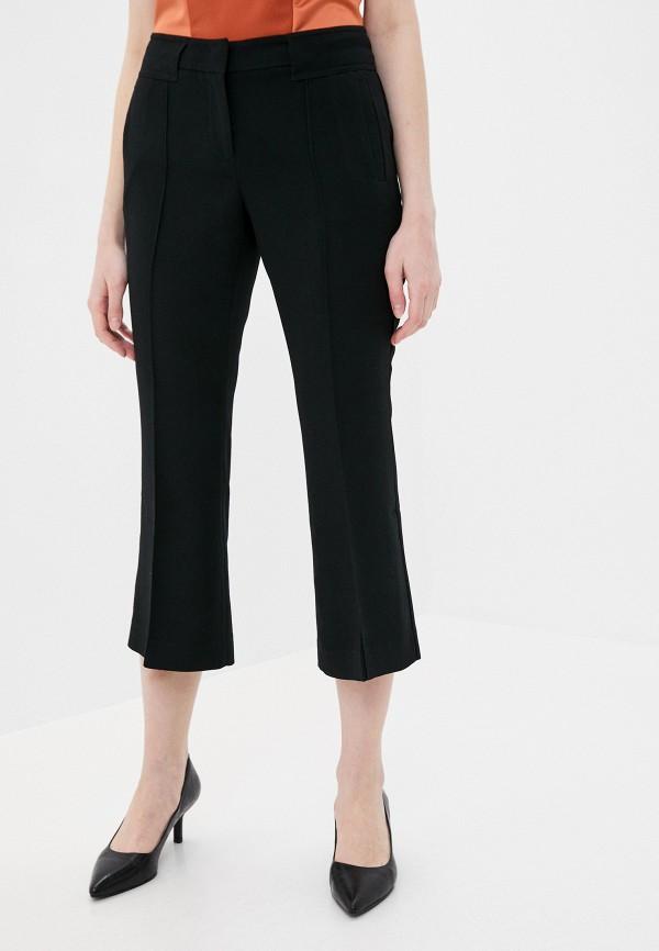 женские брюки stefanel, черные
