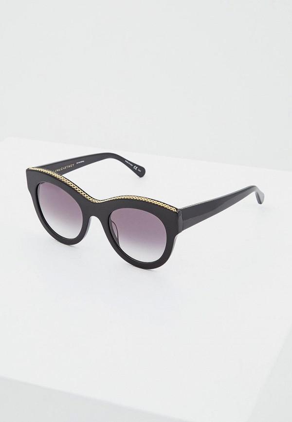 Очки солнцезащитные Stella McCartney Stella McCartney ST977DWQYL90 цены онлайн