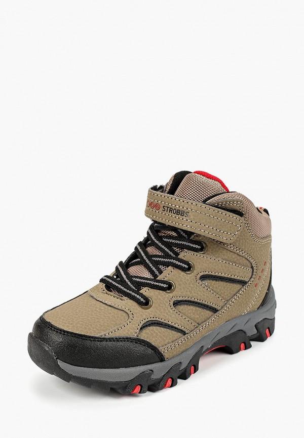 Ботинки трекинговые Strobbs Strobbs ST979ABCRFS2