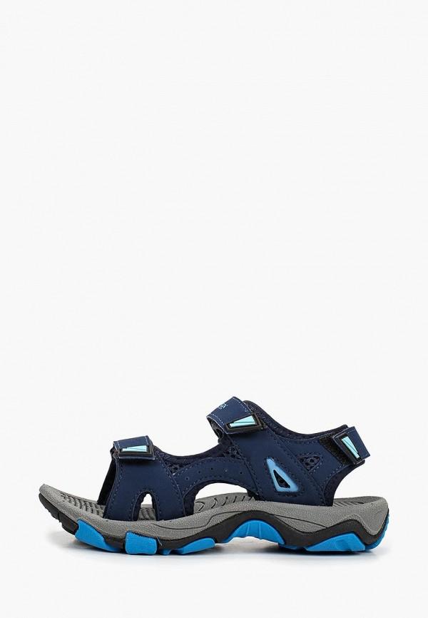 сандалии strobbs для мальчика, синие