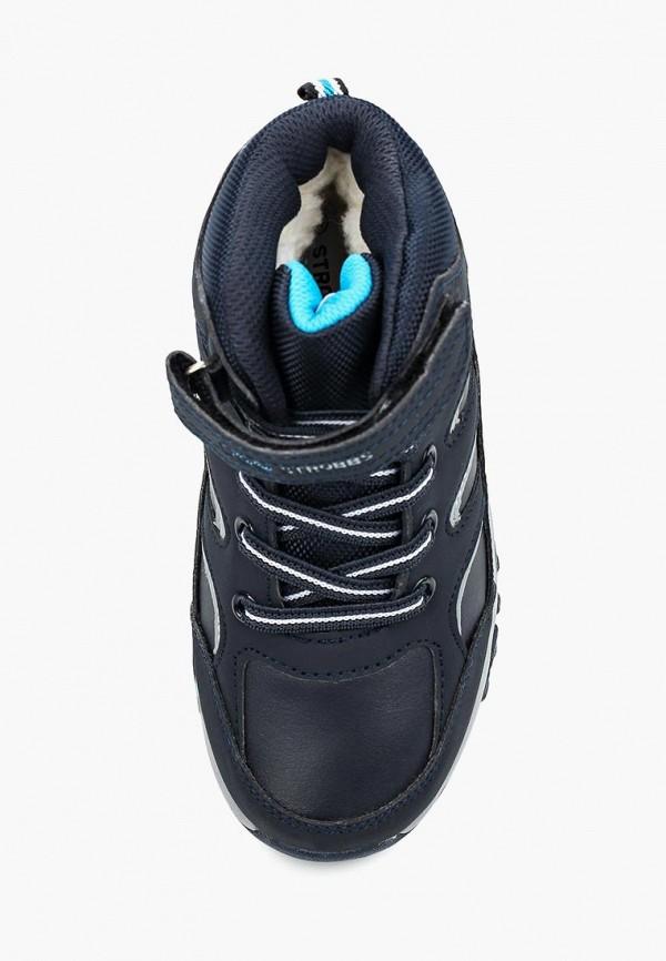 Ботинки для мальчика трекинговые Strobbs N1849-2 Фото 4