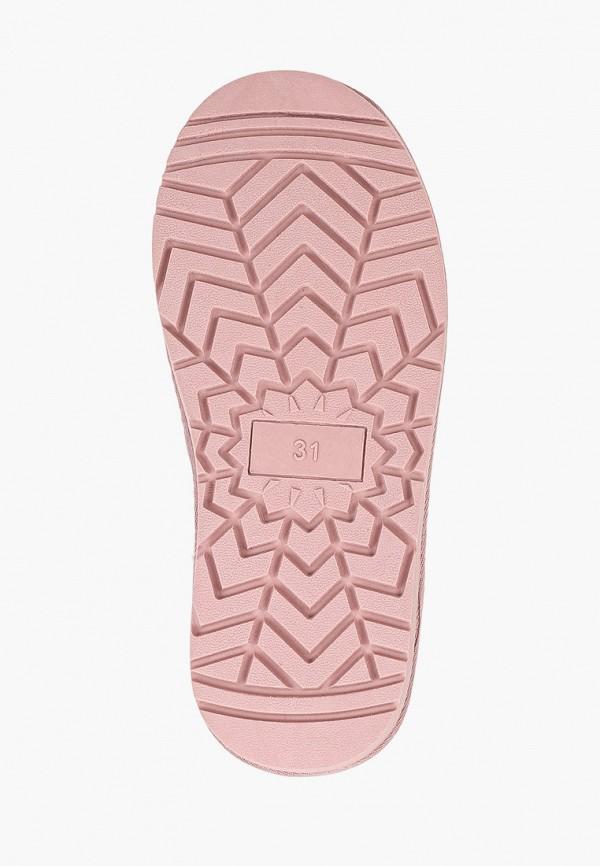 Фото 5 - Полусапоги Strobbs розового цвета