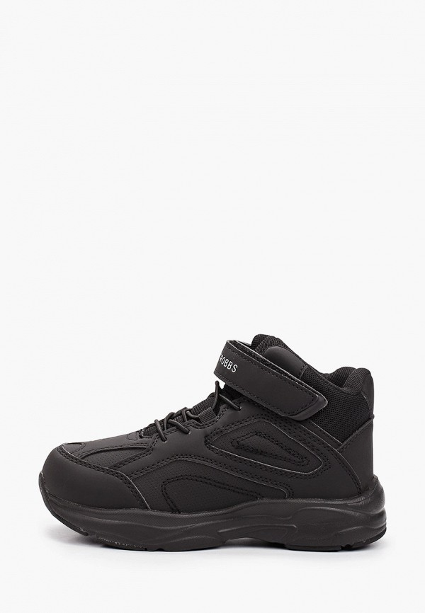 ботинки strobbs малыши, черные
