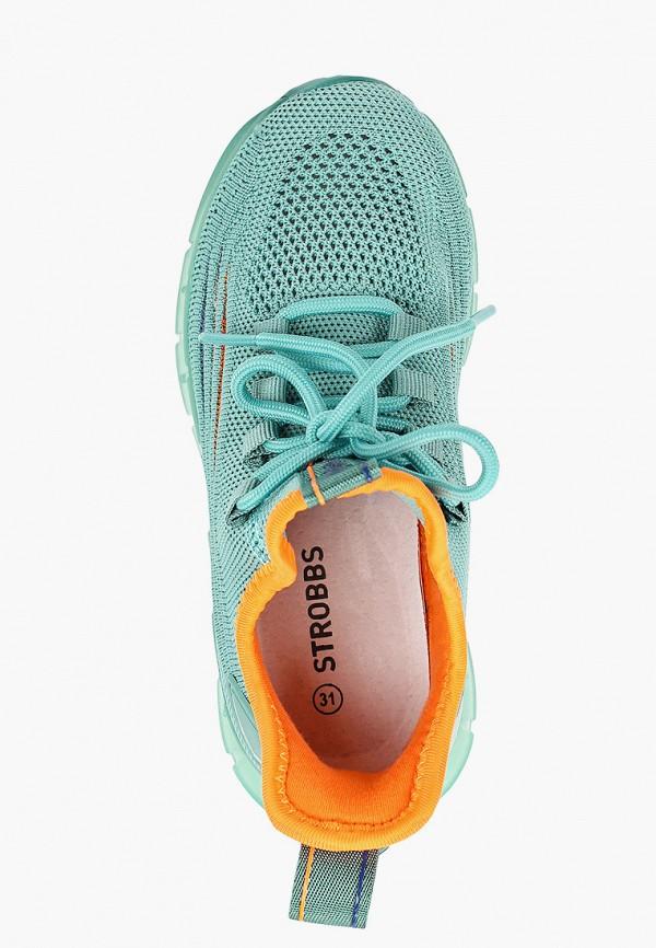 Кроссовки для девочки Strobbs N1706-14 Фото 4