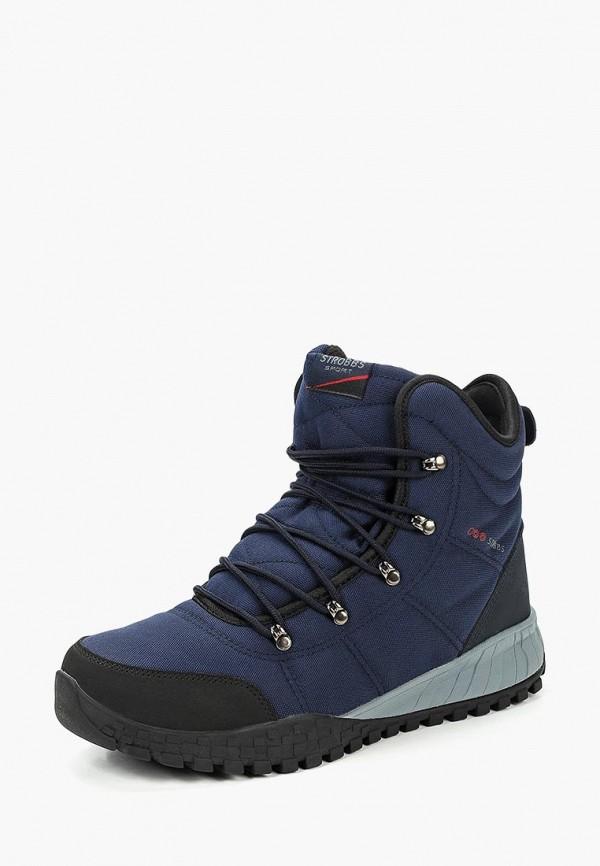 все цены на Ботинки Strobbs Strobbs ST979AMCRFY1 онлайн