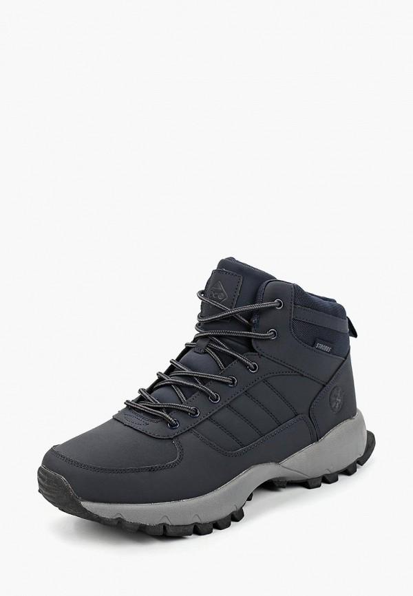 Купить Ботинки трекинговые Strobbs, st979amcrfz5, синий, Осень-зима 2018/2019