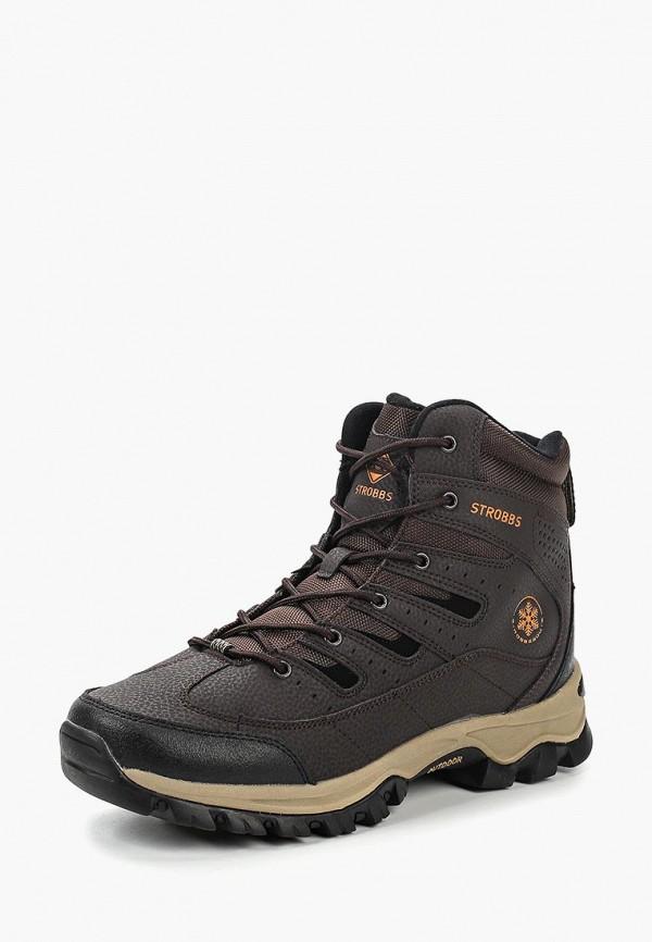 Ботинки трекинговые Strobbs Strobbs ST979AMCRGB4