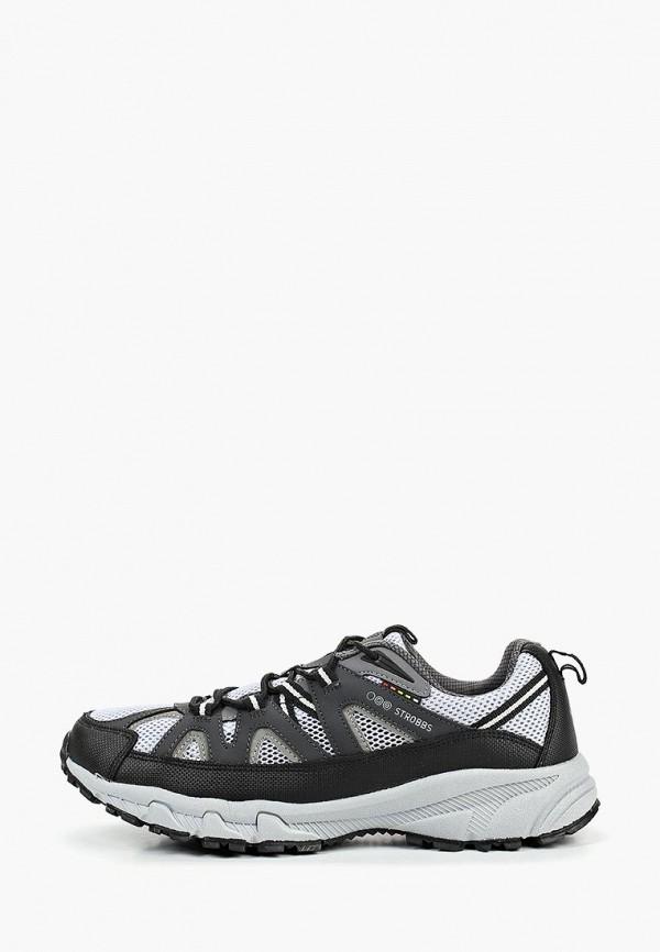 мужские кроссовки strobbs, серые