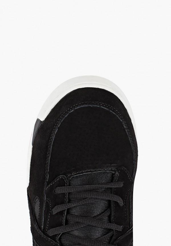 Фото 4 - мужские кроссовки Strobbs черного цвета