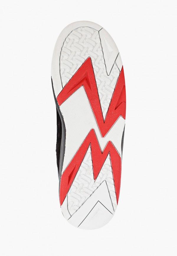 Фото 5 - мужские кроссовки Strobbs черного цвета