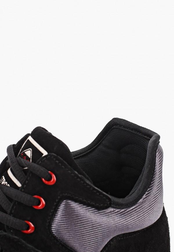 Фото 6 - мужские кроссовки Strobbs черного цвета