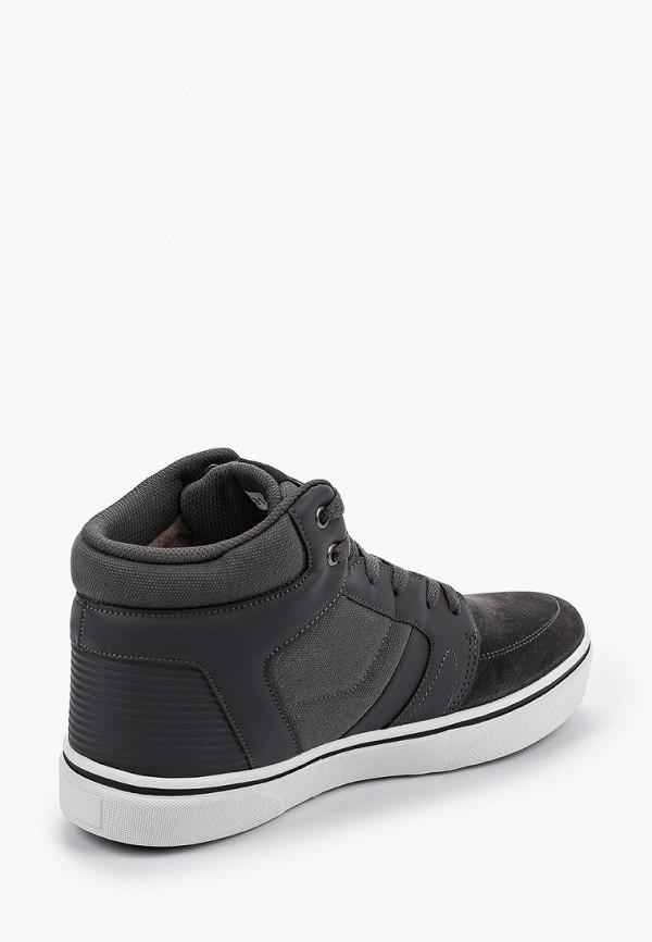 Фото 3 - Кроссовки Strobbs серого цвета