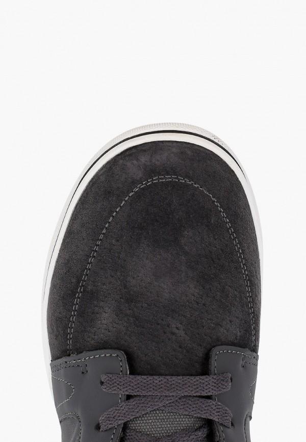 Фото 4 - Кроссовки Strobbs серого цвета