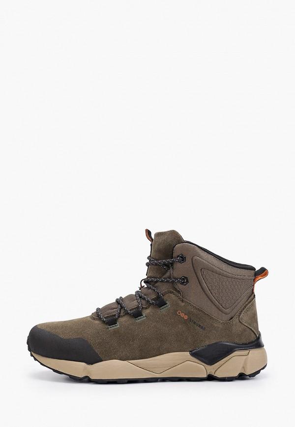 Фото - мужские ботинки и полуботинки Strobbs цвета хаки