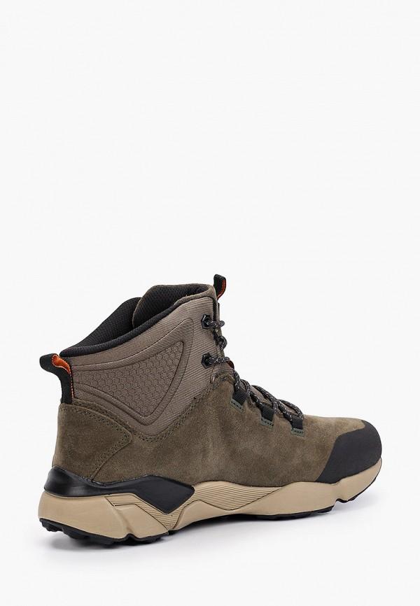 Фото 3 - мужские ботинки и полуботинки Strobbs цвета хаки