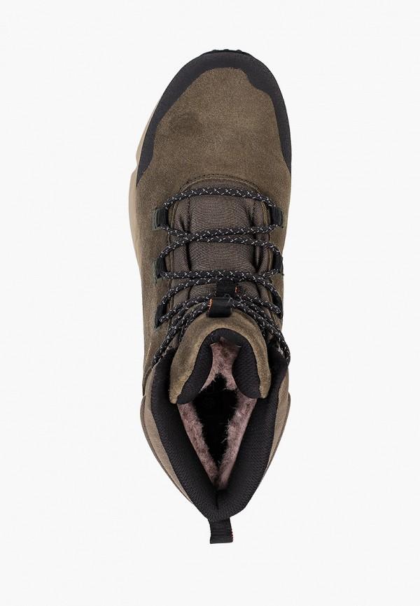 Фото 4 - мужские ботинки и полуботинки Strobbs цвета хаки
