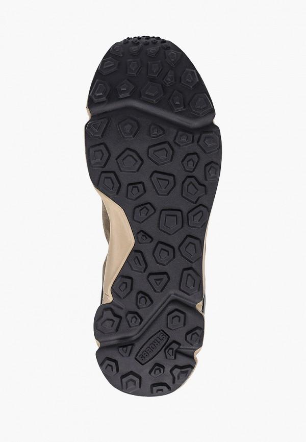 Фото 5 - мужские ботинки и полуботинки Strobbs цвета хаки