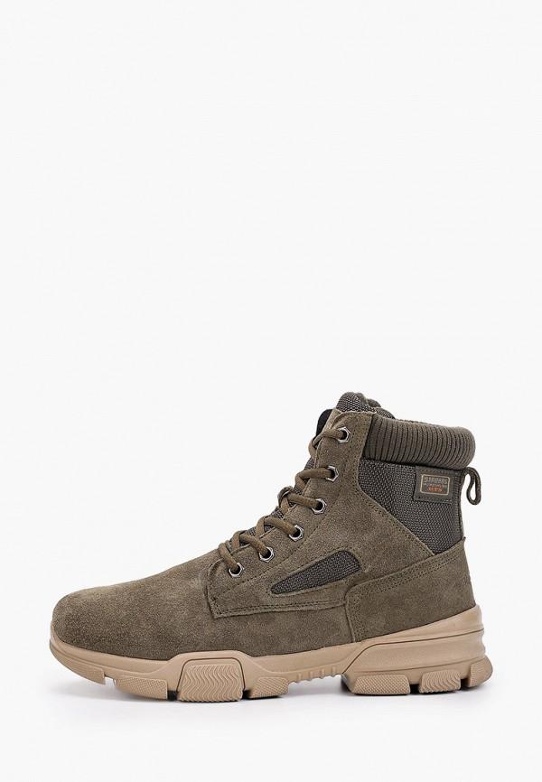 мужские ботинки strobbs, хаки