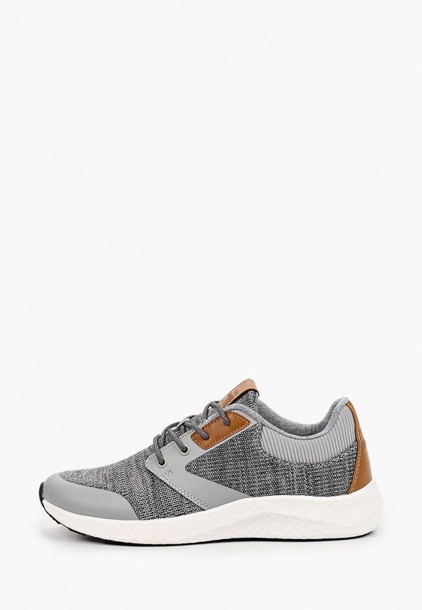 мужские низкие кроссовки strobbs, серые