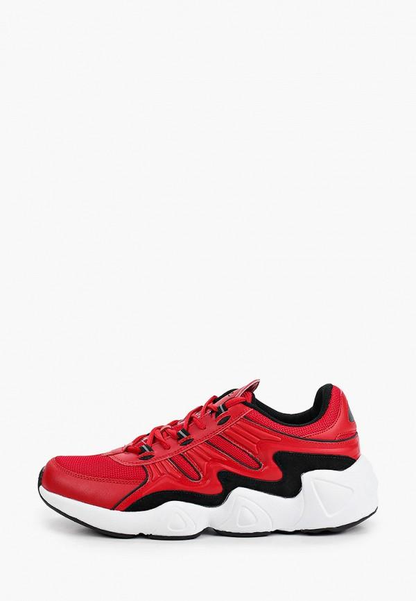 мужские низкие кроссовки strobbs, красные
