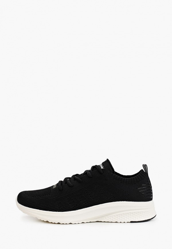 мужские низкие кроссовки strobbs, черные