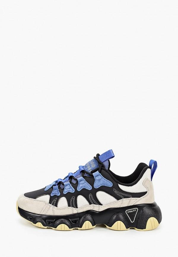 мужские кроссовки strobbs, черные