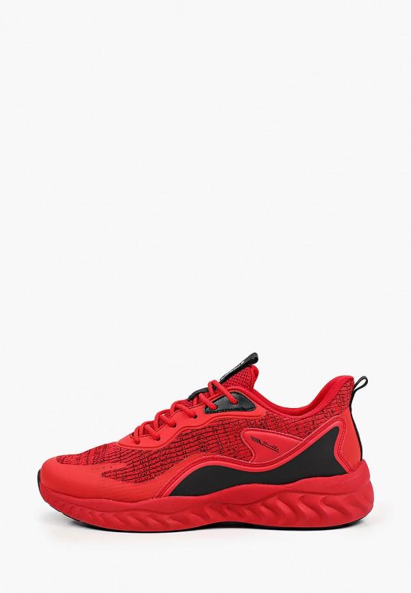 мужские кроссовки strobbs, красные