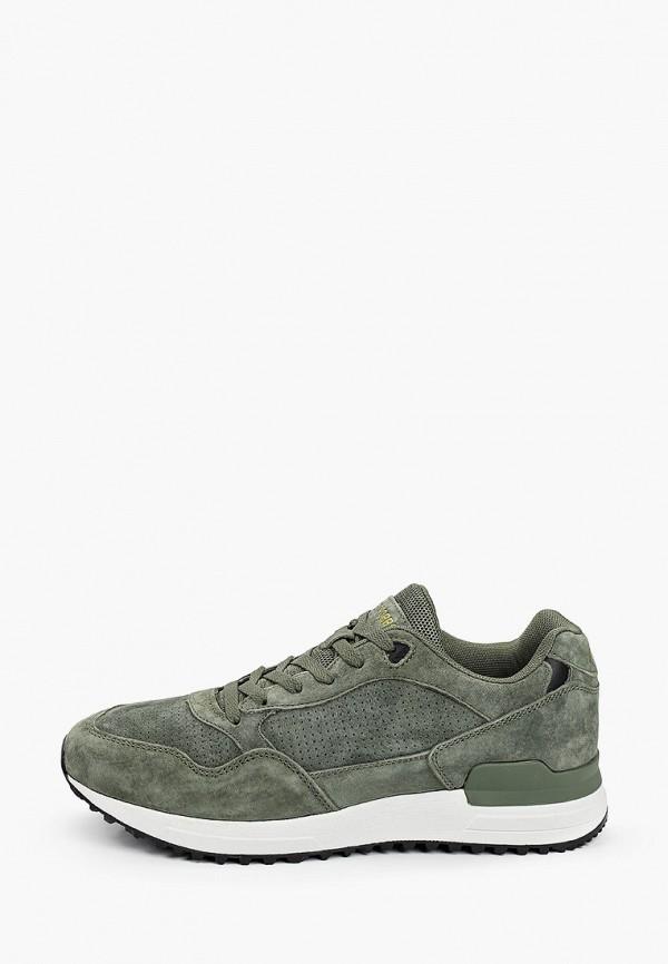 мужские кроссовки strobbs, зеленые
