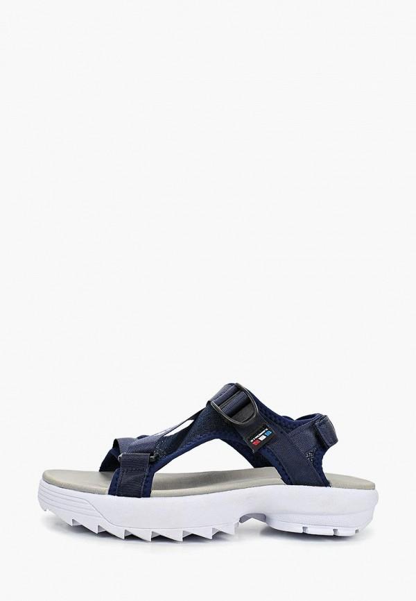 женские сандалии strobbs, синие