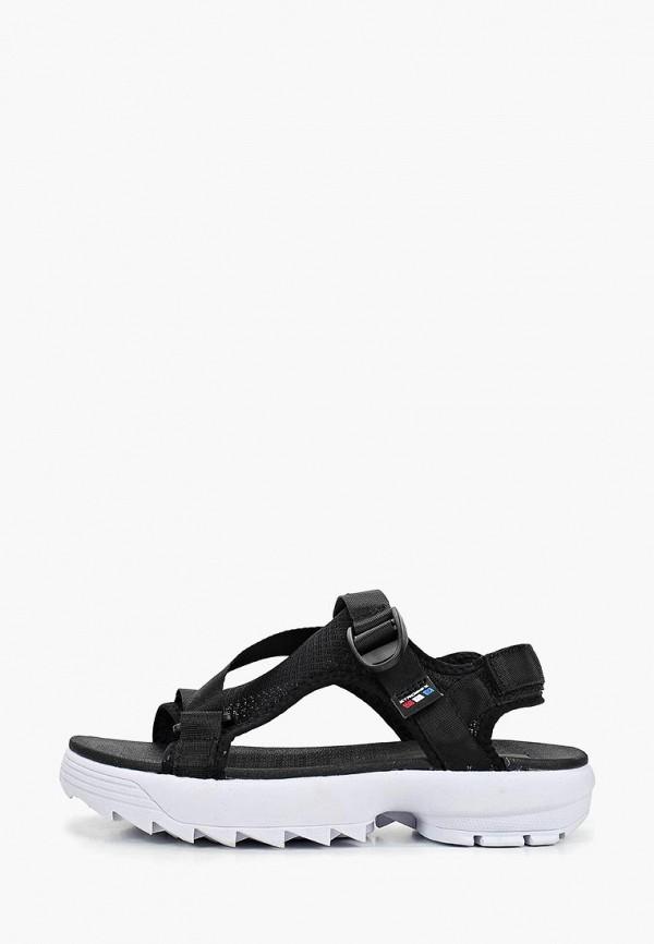 женские сандалии strobbs, черные