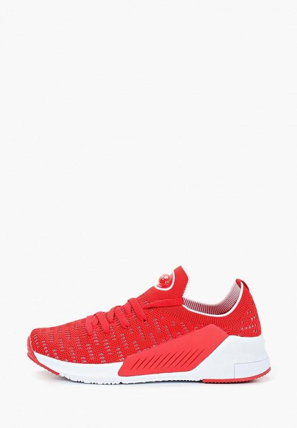 женские кроссовки strobbs, красные