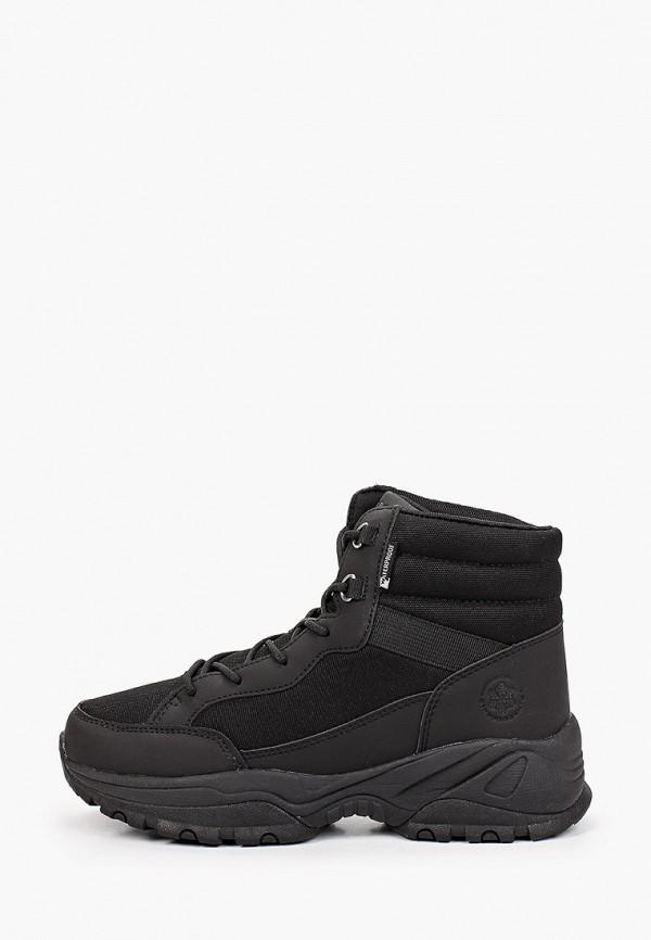 женские ботинки strobbs, черные