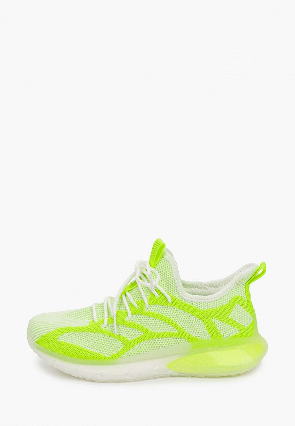 женские низкие кроссовки strobbs, зеленые