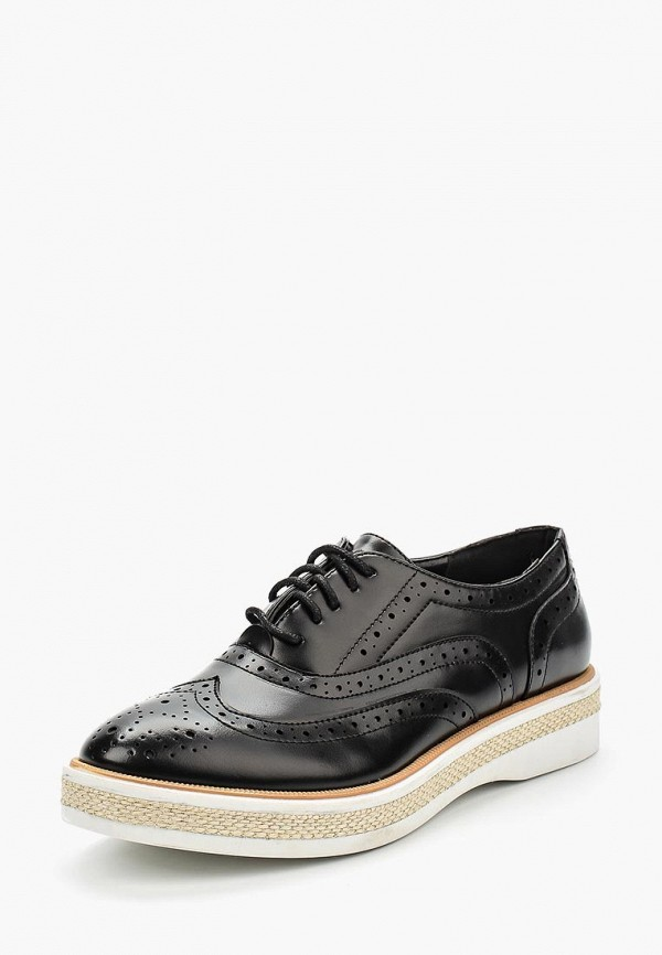 Ботинки Super Mode, su013awawqu5, черный, Весна-лето 2018  - купить со скидкой