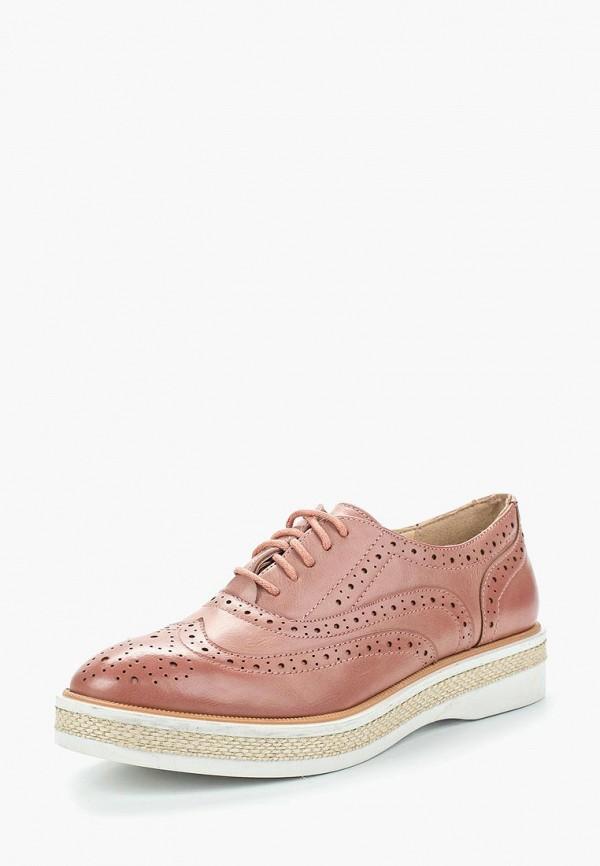 Купить Ботинки Super Mode, su013awawqu6, розовый, Весна-лето 2018