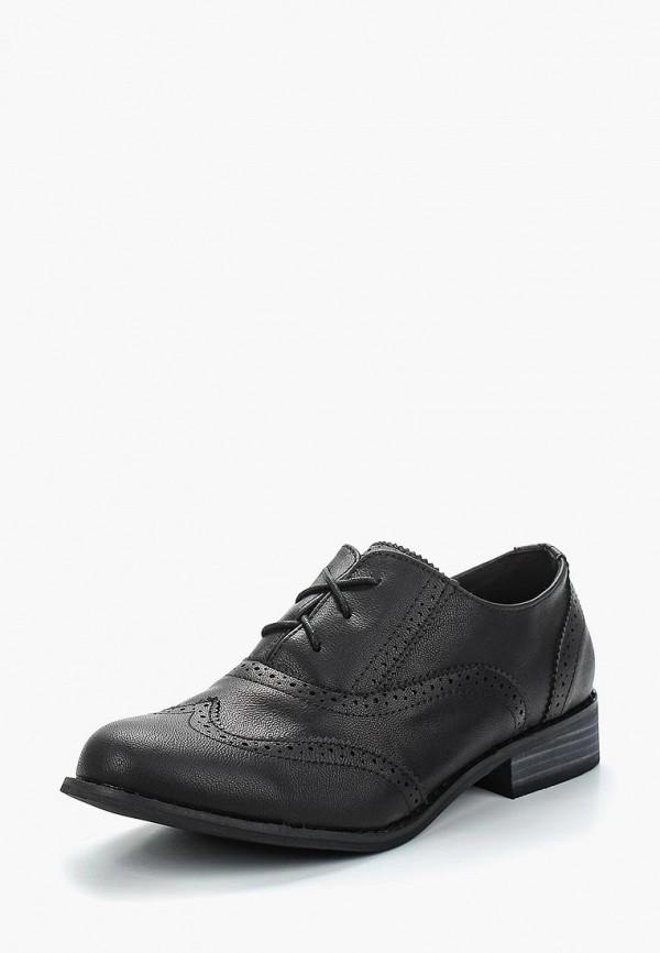 Купить Ботинки Super Mode, su013awawrc7, черный, Весна-лето 2018