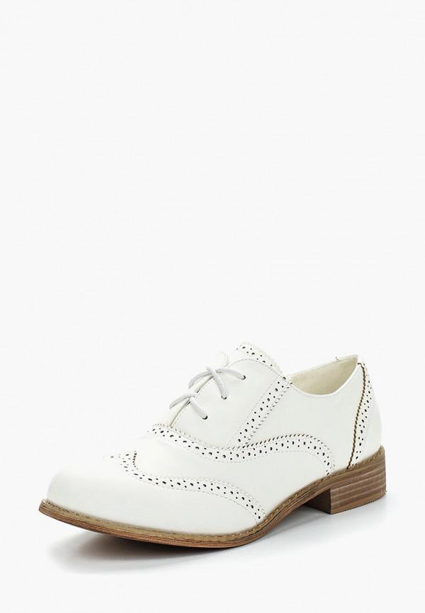 Купить Ботинки Super Mode, su013awawrc9, белый, Весна-лето 2018