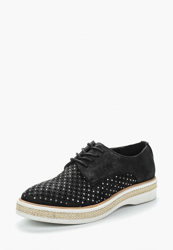 Купить Ботинки Super Mode, su013awawrd6, черный, Весна-лето 2018