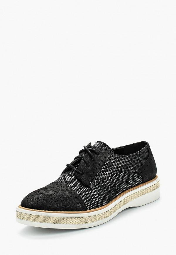 Купить Ботинки Super Mode, su013awbbdl3, черный, Весна-лето 2018