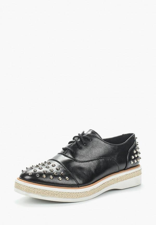 Купить Ботинки Super Mode, su013awbbdl8, черный, Весна-лето 2018