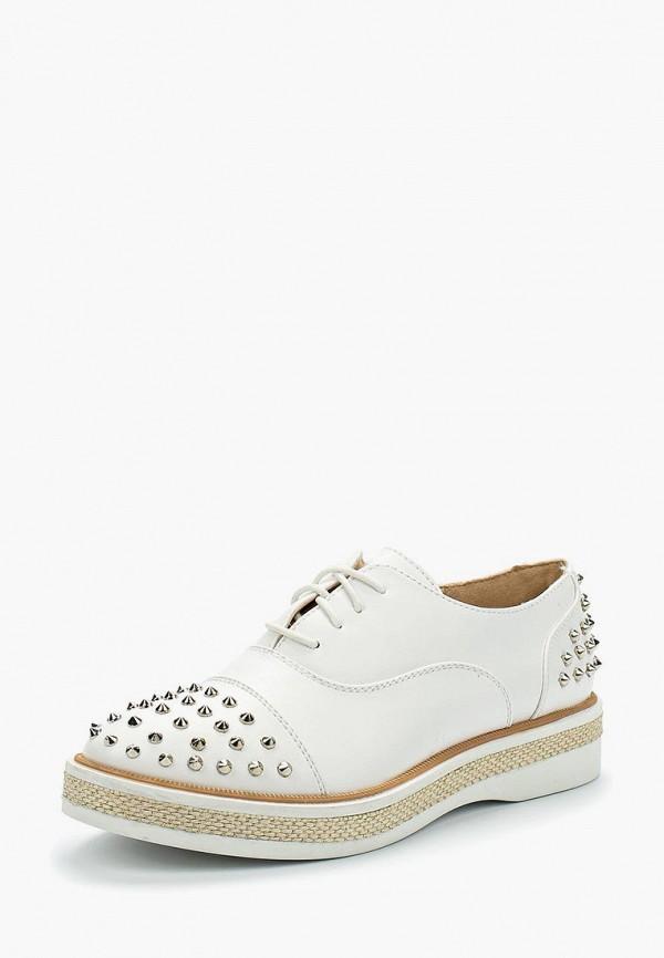 Купить Ботинки Super Mode, su013awbbdl9, белый, Весна-лето 2018
