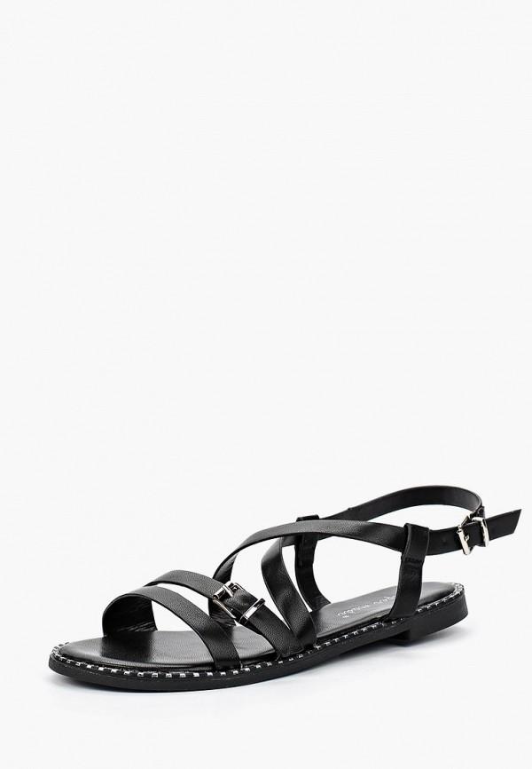 Купить Сандалии Super Mode, SU013AWBMKO4, черный, Весна-лето 2018