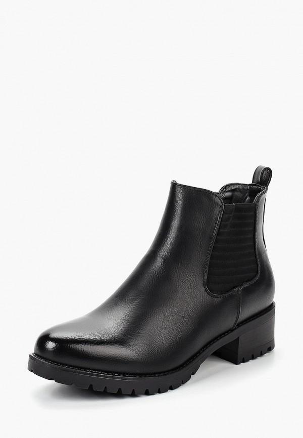 Купить Ботинки Super Mode, SU013AWBYUF6, черный, Осень-зима 2018/2019