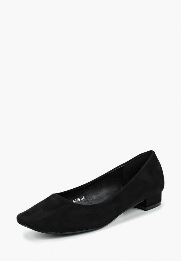 Купить Туфли Super Mode, SU013AWCOJC3, черный, Осень-зима 2018/2019