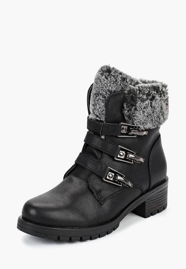 Купить Ботинки Super Mode, su013awdack9, черный, Осень-зима 2018/2019