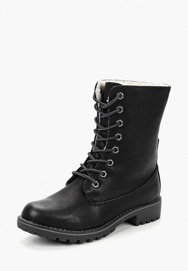 Купить Ботинки Super Mode, su013awdasi7, черный, Осень-зима 2018/2019