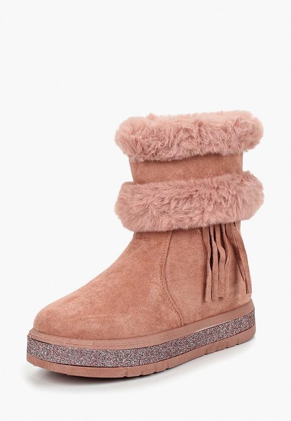 Купить Полусапоги Super Mode, su013awdasm3, розовый, Осень-зима 2018/2019