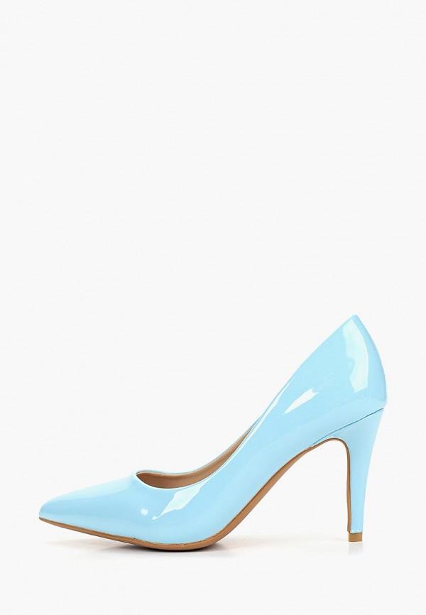 Купить Туфли Super Mode, su013awdsrc7, голубой, Весна-лето 2019