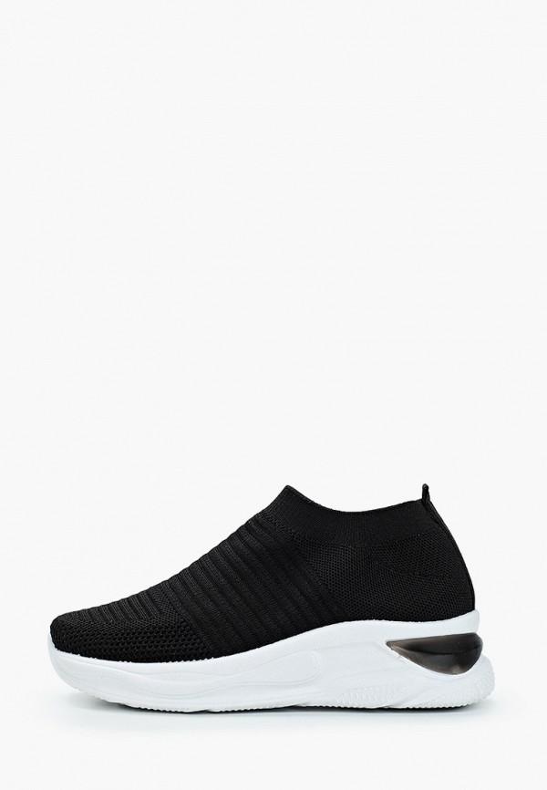 женские кроссовки super mode, черные