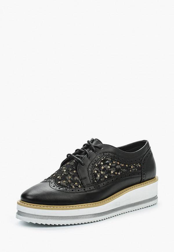 Купить Ботинки Super Mode, su013awshk46, черный, Весна-лето 2017